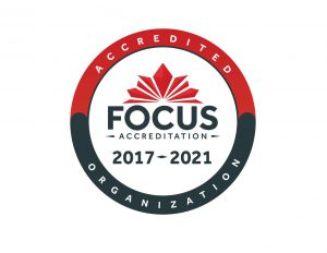 2017 FOCUS Accredited