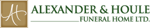 A and H Funeral logo