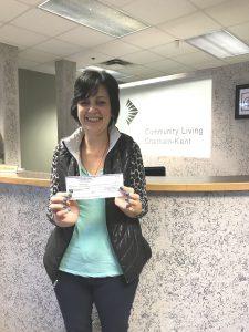 $1000 WINNER – ROBYN CALVERT