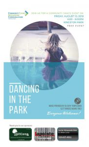 Dancing in the Park 2018