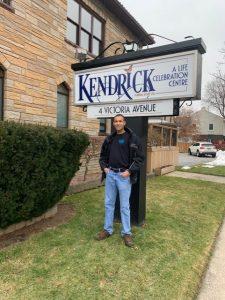 Tony Kendrick Funeral Home