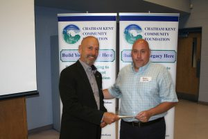 Chatham-Kent Community Foundation Awards Grant to Community Living Chatham-Kent