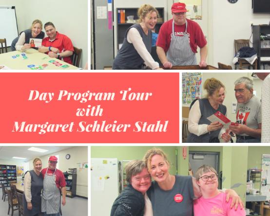 Margaret Stahl Tour Collage