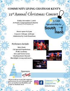 21st Annual Christmas Concert