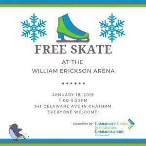Free Skate – January 18, 2019