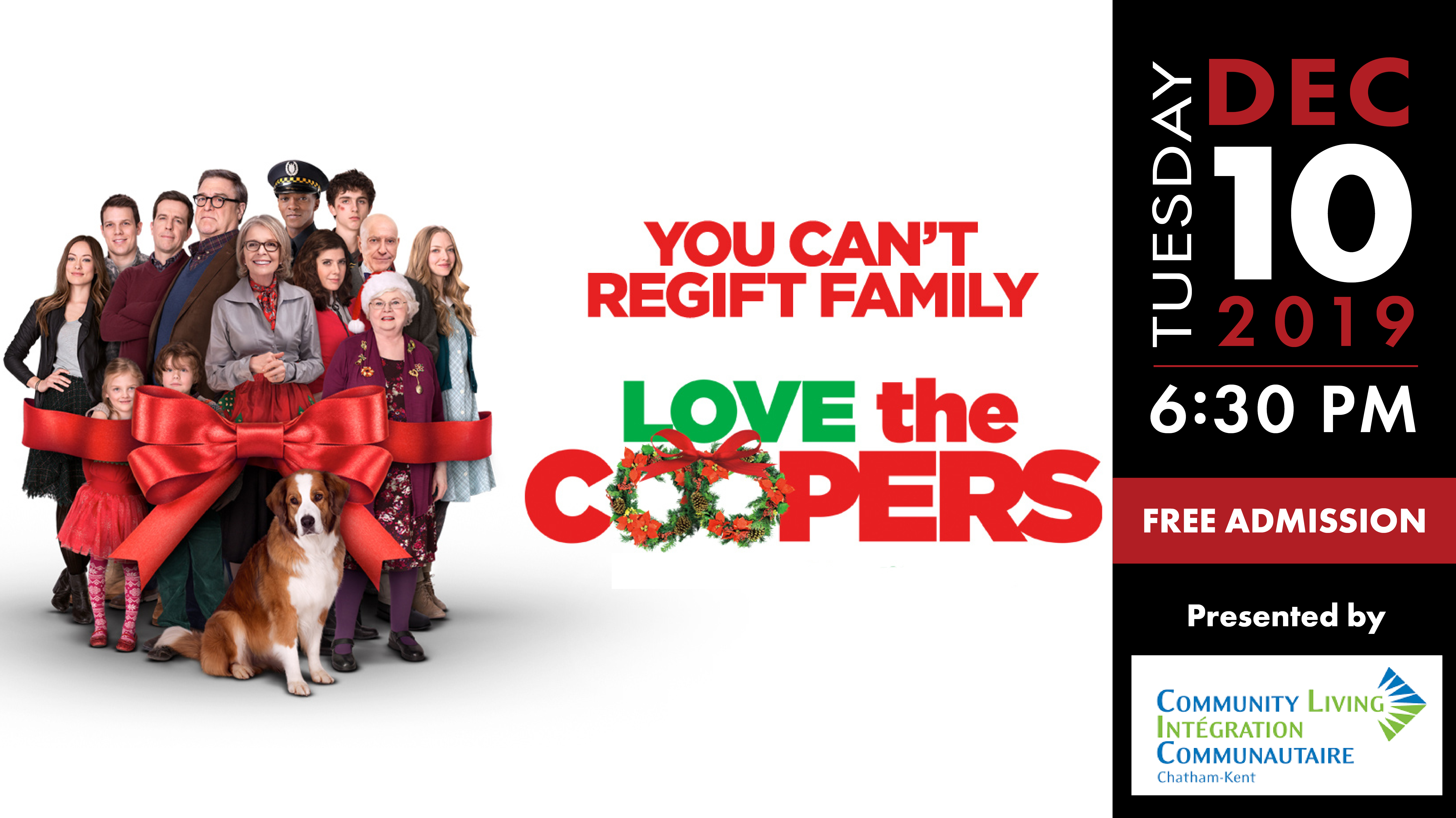 Community Living_Love the Coopers_ Dec 10_EventWeb