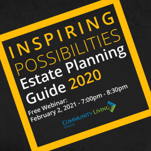 FREE Webinar: Inspiring Possibilities: Estate Planning Guide 2020 Update For Families