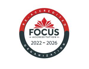 2017 FOCUS Accredited
